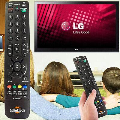 Universal Replacement TV Remote Control for LG Smart LCD LED 3D PLASMA HDTV TV