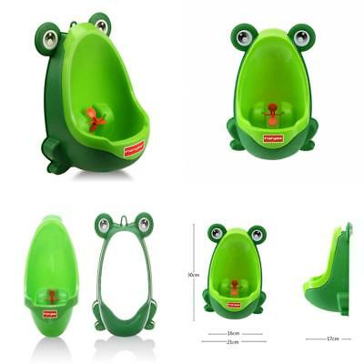 Foryee(TM) Cute Frog Potty Training Urinal for Boys with Funny Aiming Target...