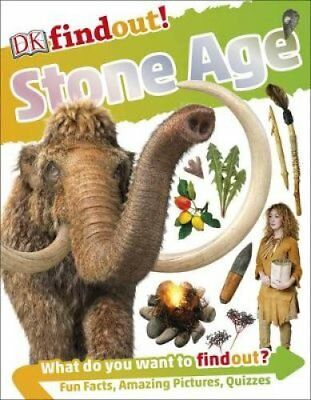 Stone Age by DK 9780241282700 (Paperback, 2017)