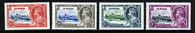 ST. HELENA King George V 1935 The Silver Jubilee Set SG 124 to SG 127 MINT