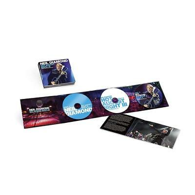 Neil Diamond - Hot August Night III (NEW 2CD, DVD)