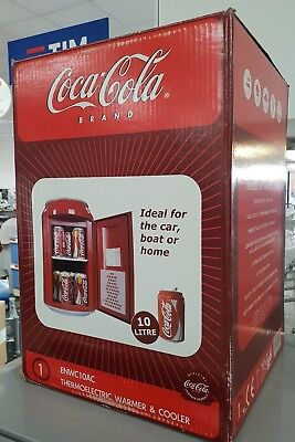 COCA-COLA MINI FRIGO A FORMA DI LATTINA ALTEZZA: NUOVO disponibili pz2 imballati