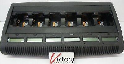 Motorola Impres 6 Unit Adaptive Charging Station Excellent Condition *WPLN4218A