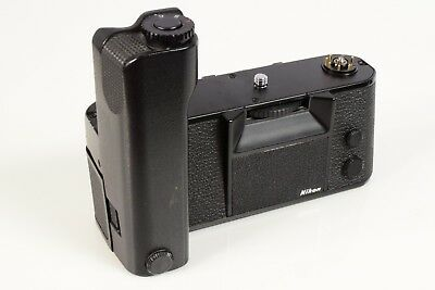 Fully Film And Camera Tested! Nikon Md-4 Motor Drive Winder F3 F3Hp F3/t F3P