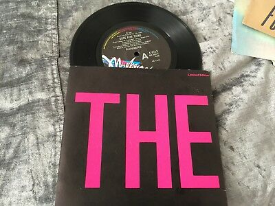 The Runners // Sure Fire Thing 1982 Aussie Rock 45