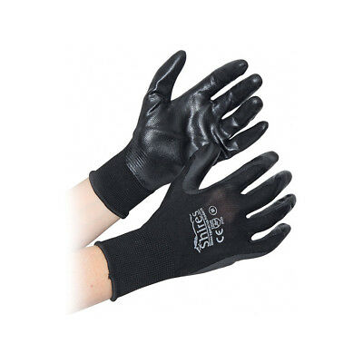 Shires All Purpose Unisex Gloves Yard Glove - Black All Sizes