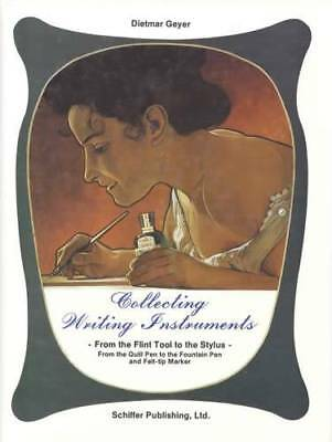 Collecting Writing Instruments: Fountain Pens, Quills, History Early Maker Ads