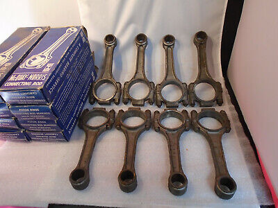 Reman 1952-1955 Desoto Hemi 276ci 291ci Connecting Rods 1327417