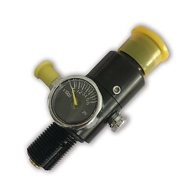 Adaptor or Regulator for 4500 psi Composite Tank with 3000 PSI Output Pressure