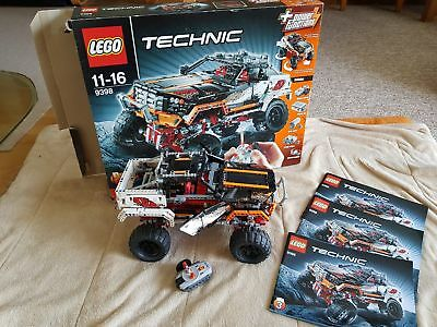 Lego Technic 8880 Super Car 100 Complete With Instructions Boxed