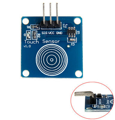 Useful TTP223B Digital Touch Sensor Capacitive Touch Switch Module for Arduino