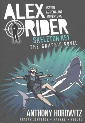 Skeleton Key Graphic Novel by Horowitz 9781406366341 (Paperback, 2016)