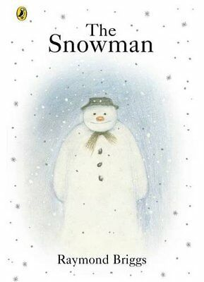 The Snowman (Picture Puffin)-Raymond Briggs