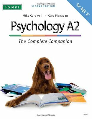 The Complete Companions: A2 Student Book for AQA A Psychology (Second Edition)-