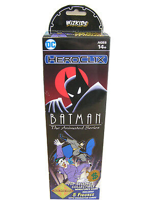 Heroclix Batman The Animated Series Booster Pack