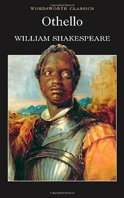 Othello (Wordsworth Classics)-William Shakespeare, Cedric Watts, Dr Keith Carab