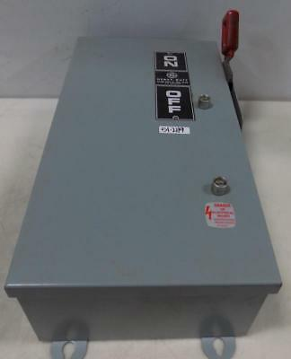 General Electric Safety Switch Thn3342J