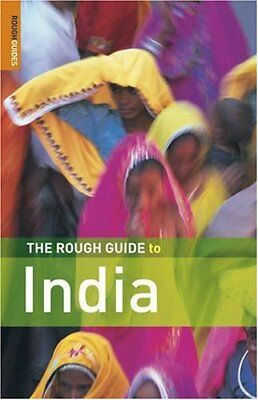 The Rough Guide to India (Rough Guide Travel Guides)-David Abram, Devdan Sen, N