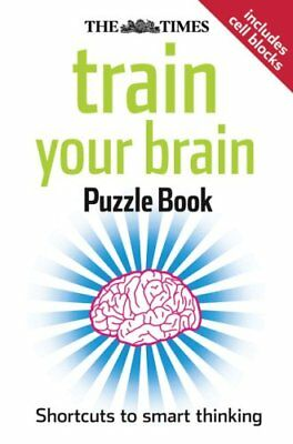The Times: Train Your Brain Puzzle Book (Puzzle Media)-Puzzler Media