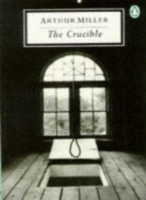 The Crucible: A Play in Four Acts (Twentieth Century Classics)-Arthur Miller
