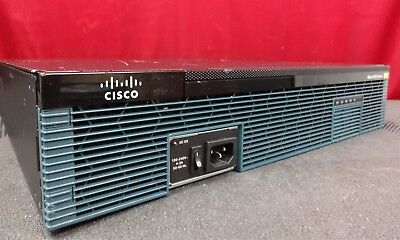 Cisco 2900 2921 CISCO2921/K9 V08 Integrated Service Router