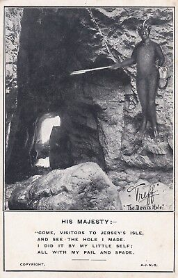 Jersey - The Devil's Hole By A.j.n.g.