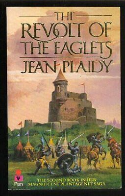 The Revolt of the Eaglets-Jean Plaidy
