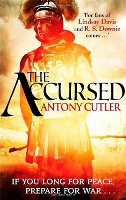 The Accursed: Book 1 in Series (Roman Chronicles)-Antony Cutler
