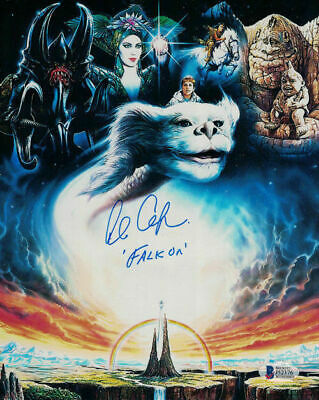 Alan Oppenheimer Autographed/Signed 8x10 Photo Never Ending Story BAS 21444