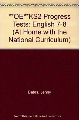 **OE**KS2 Progress Tests: English 7-8 (At Home with the National Curriculum)-Je