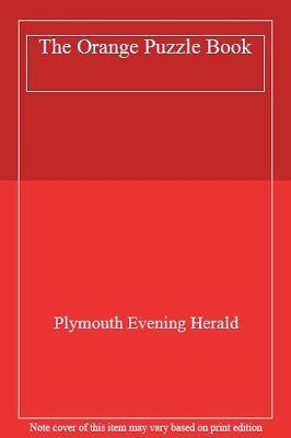 The Orange Puzzle Book-Plymouth Evening Herald