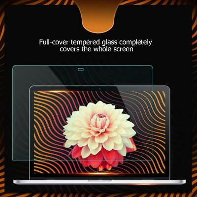 """Laptop Tempered Glass Screen Protector Film Cover 15"""" 13"""" 12"""" 11"""" for MacBook DH"""
