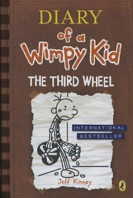 Diary of a Wimpy Kid: The Third Wheel (Book 7)-Jeff Kinney