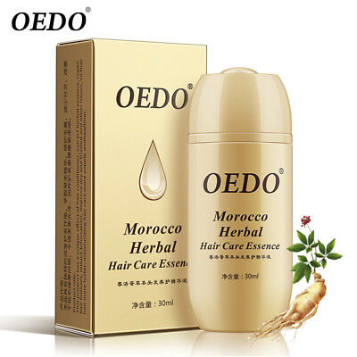Morocco Herbal Hair Care Essence Hair Loss Treatment Fast Regrowth for Men Women