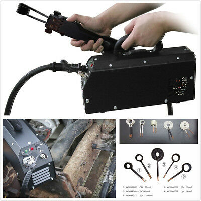 Universal 2000W Induction Heater Autos Paintless Dent Repair Hotbox Remover Tool