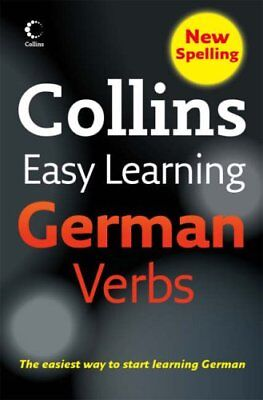 Collins Easy Learning - Collins Easy Learning German Verbs (Collins Easy Lear.