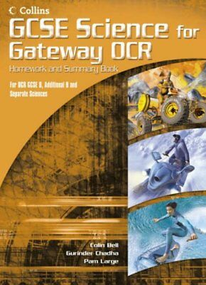 GCSE Science for OCR B - Gateway Science - Science Summary and Homework Book-