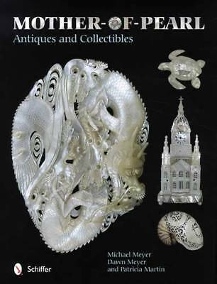 Mother-of-Pearl Antiques 368pg Reference 5,000 Shown w Age Origin Size Info More