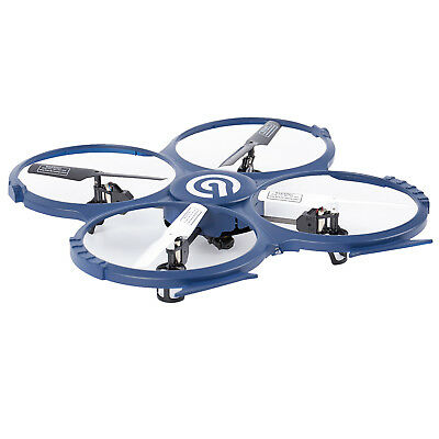 NINETEC Spaceship9 HD Video Kamera RC Drohne Quadrocopter Ufo 2.0 MP 1280x720