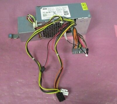 Genuine Dell Optiplex XE SFF 280W Power Supply 0D499R Y738P TESTED!