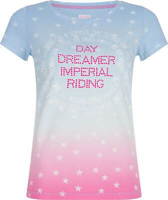 Imperial Riding Damen T-Shirt Silverstar allover Stern-Print Studs