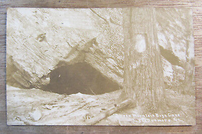 Vintage Green Mountain Boys Cave Lake Dunmore, VT Vermont Post Card - Unused
