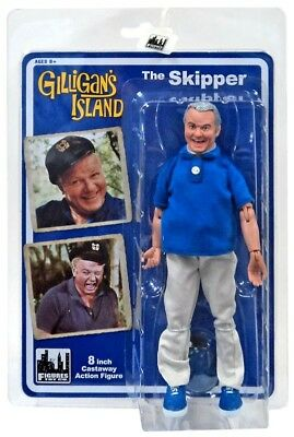 Gilligan's Island The Skipper Action Figure [8]