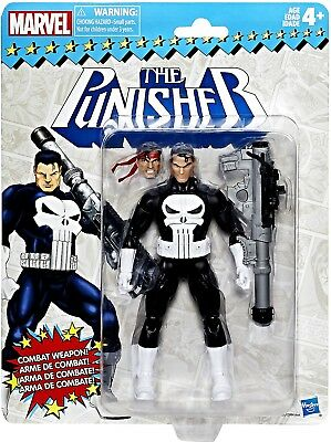 Marvel Legends Vintage (Retro) Series The Punisher Action Figure