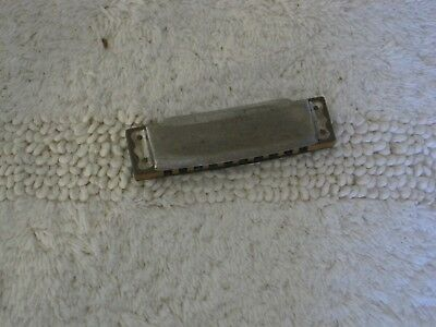 Mohner Harmonica- Well Used