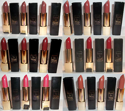 Lot of 3 Ready to Wear Lipsticks - YOU PICK SHADE - Lip Excellence or Hydraluxe
