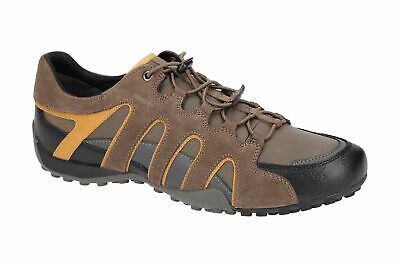 GEOX RESPIRA SPORTS Snake K Men Sneakers Low Shoes U4207k
