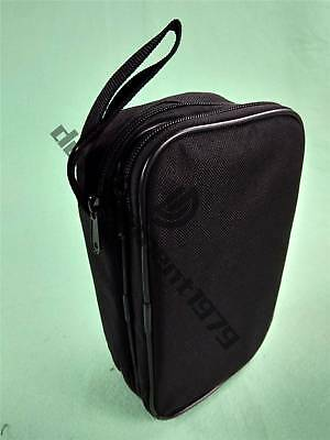 Double Layer Zipper Carrying Case Fluke 101 106 107 115 116 117 18B+ 17B+ 15B+