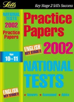 KS2 National Test Practice Papers: English: English Key stage 2 (Key Stage 2 .