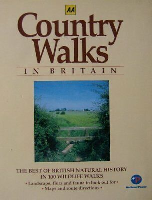 Country Walks in Britain-AA